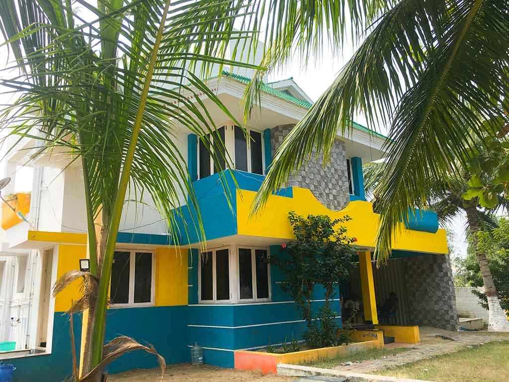 abi garden ecr for daily rent