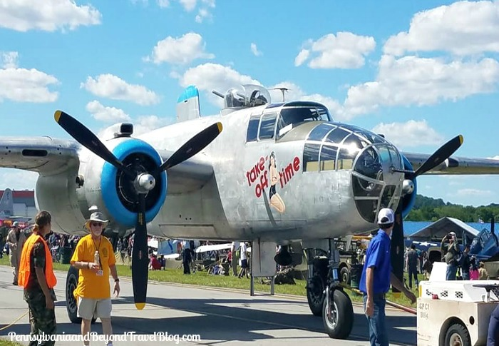 pennsylvania beyond travel blog mid atlantic air museum world war