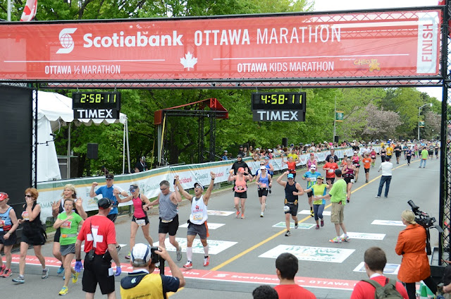 Run Ottawa Marathon