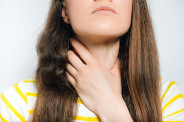 Obat Radang Tenggorokan (Faringitis) Herbal