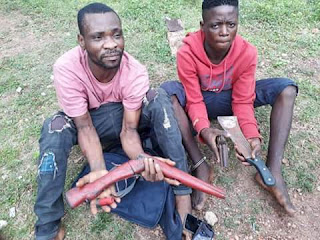 POLICE ARRESTED THE AIYE MEMBERS THAT KILLED AN OOU STUDENT (OH DOLLAR)
