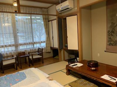 赤沢温泉旅館 10畳和室