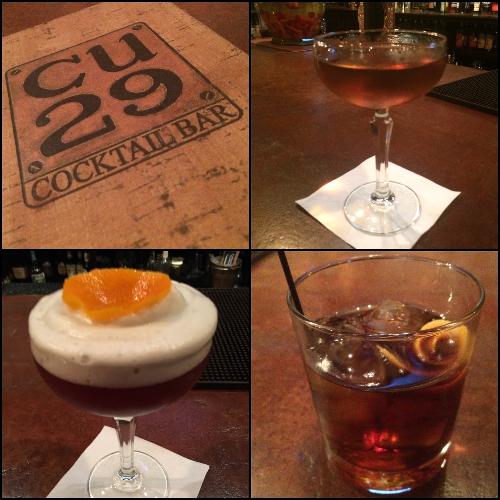 Cook In Dine Out Exploring Austin S Cocktail Bars