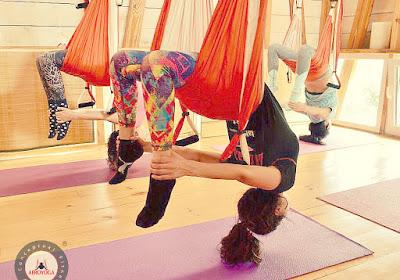 formación profesores aero yoga