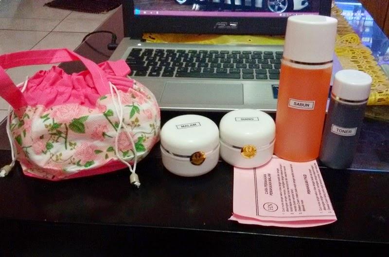 Cream Syahrini Baby Pink Jumbo 30 Gram