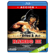 Rambo III (1988) BRRip 720p Audio Dual Latino-Ingles