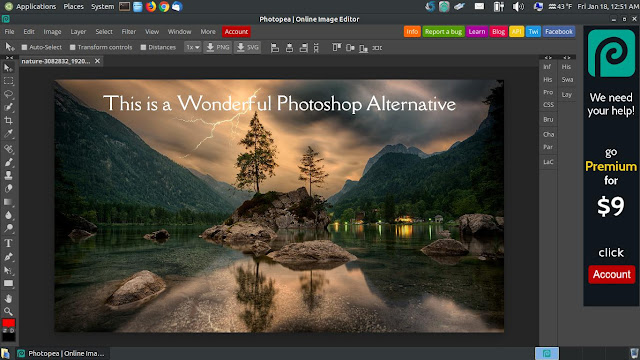 Top 5 online photo editing Website || Online Photo Editor