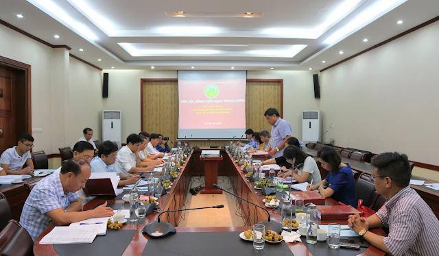 Hội đồng thẩm định Trung ương 100% bỏ phiếu công nhận Thạch Hà đạt chuẩn huyện nông thôn mới