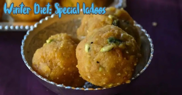 Winter Diet: Special ladoos will give strength to women in winter