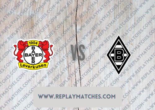 Bayer Leverkusen vs Borussia M'gladbach -Highlights 21 August 2021