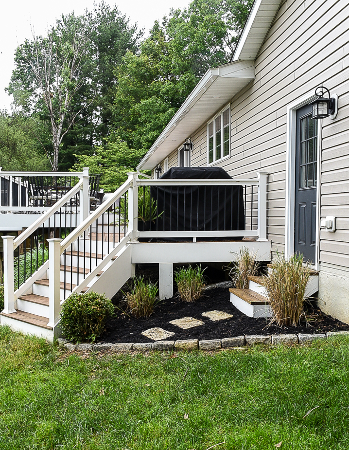 How to update your homes exterior for less