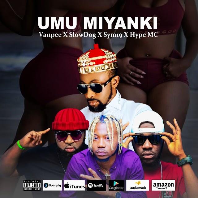Music: Van Pee – Umu Miyanki Ft. Slow Dog + Sym19 & Hype MC