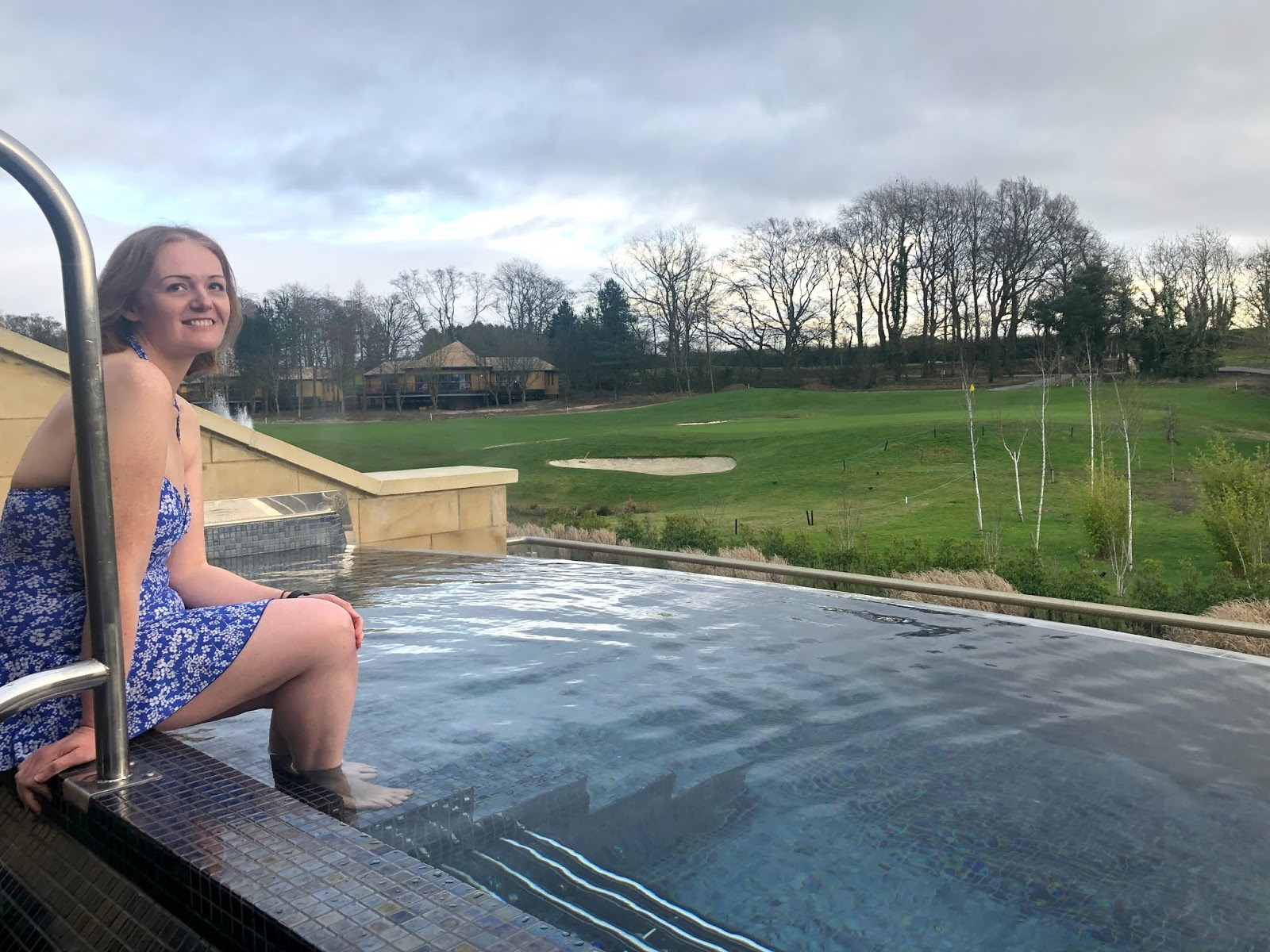 Ramside Hall Spa - Infinity Pool