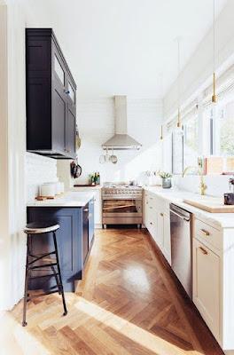 Beberapa Bagian Dapur Yang Sering Luput Untuk Dibersihkan
