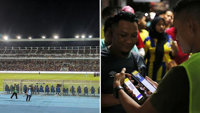 Sri Pahang FC Benarkan 2,128 Penonton Masuk Stadium Darul Makmur Pada Selasa Ini