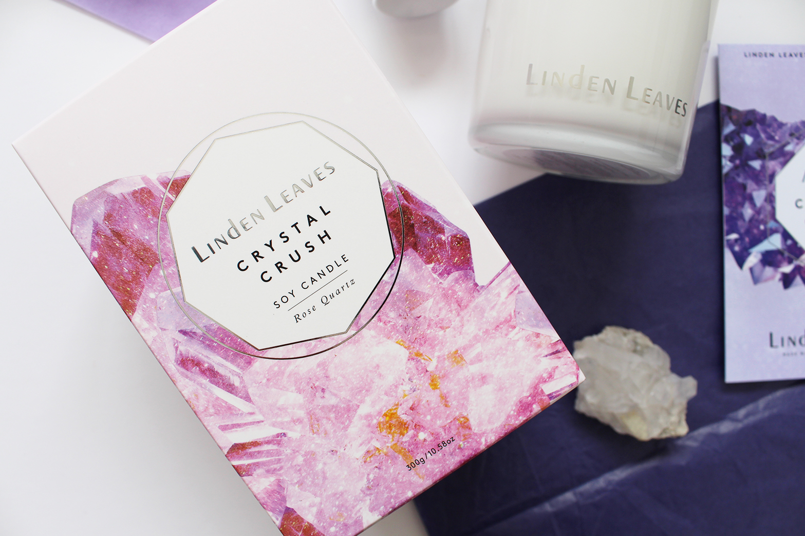 LINDEN LEAVES | Crystal Crush Christmas Collection - CassandraMyee