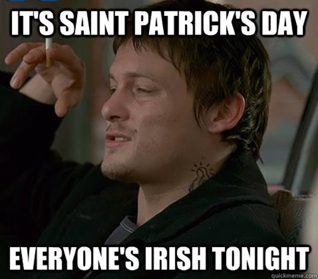 St. Patricks Day Memes