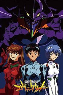 Anime Neon Genesis Evangelion Legendado