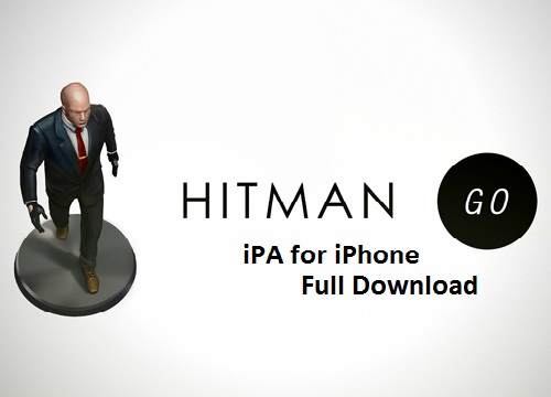 Download Hitman GO IPA for iPhone iOS Game