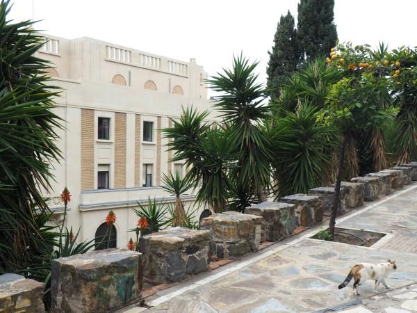 alcazaba fortress malaga