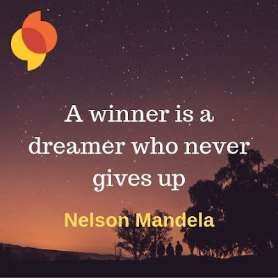 Nelson Mandela Motivational WhatsApp DP | Profile Picture
