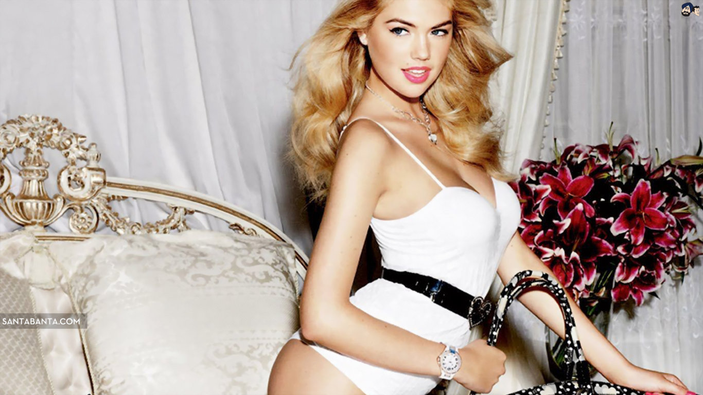 Kate Upton Super Hot Wallpaper