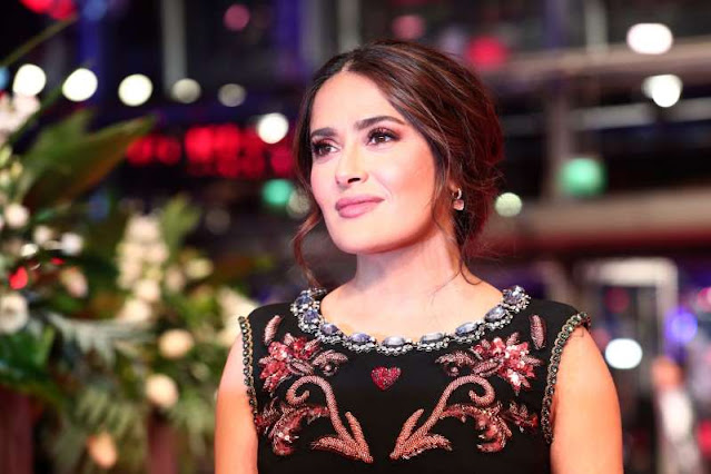 Salma Hayek: Every woman is strong
