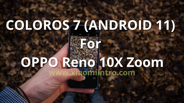 Cek Sekarang, OPPO Reno 10x Zoom Dapat Update ColorOS 11 Versi Stabil