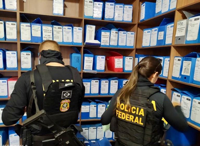 Operação da PF combate extração e comercialização ilegais de ouro em Itaituba e Santarém