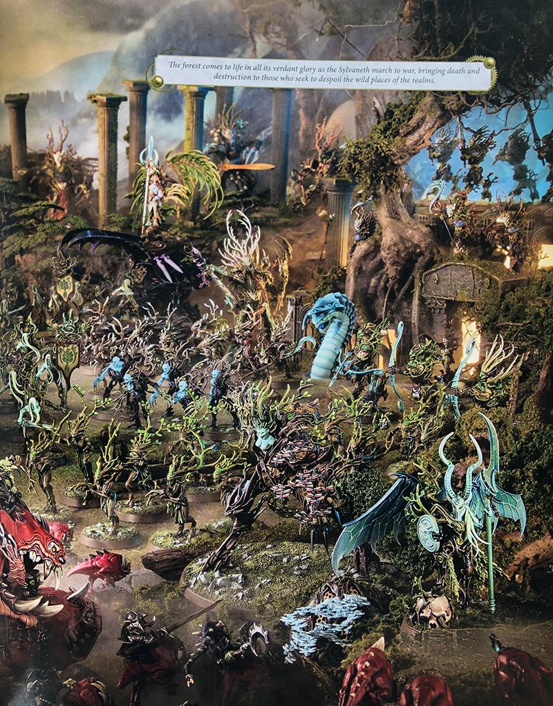 Mengel Miniatures: REVIEW: Sylvaneth Battletome 2019