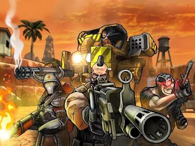 Screenshot Major GUN 2 War on terror