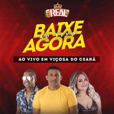 Forró Real - Viçosa do Ceará - CE - Dezembro - 2019 - Repertório Novo