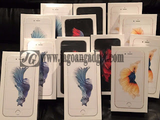 iPhone 6S Garansi Internasional
