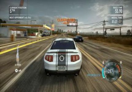 Need For Speed 4 High Stake PC Game Free Download