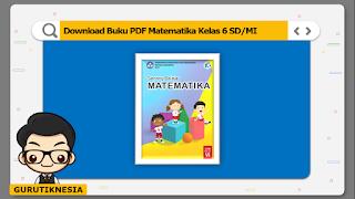 download ebook pdf  buku digital matematika kelas 6 sd/mi
