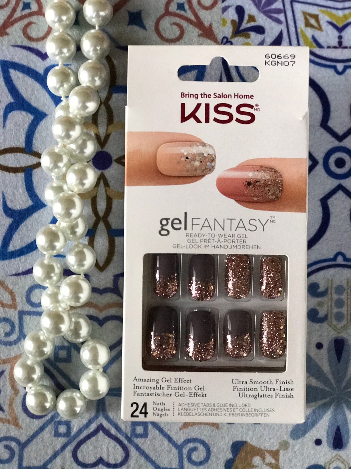 Gel Fantasy KISS review recensione