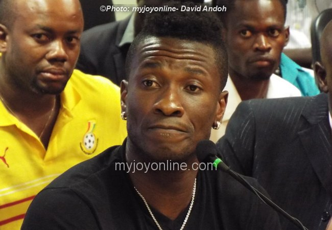 Breaking News: Asamoah Gyan secures a loan deal with UAE side Al Ahli