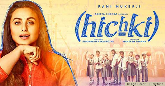 Hichki - 10 best bollywood hindi movies of 2018