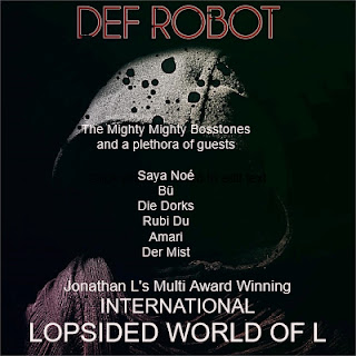 Mar6 Lopsided World of L - RADIOLANTAU.COM