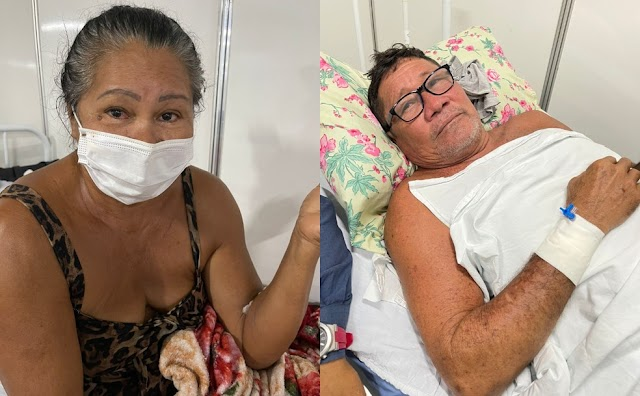 Casal que foi confirmado com a doença da 'urina preta' ficou sem andar, diz filha