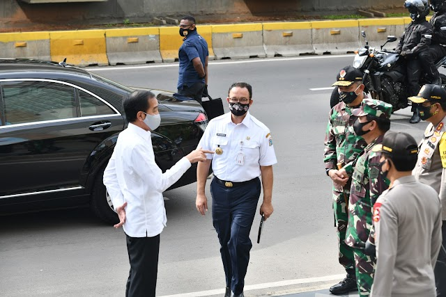 Panglima TNI: Pendisiplinan Protokol Kesehatan di 4 Provinsi dan 25 Kab/Kota