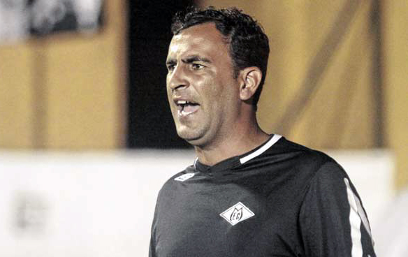 Treinador Eduardo Henrique