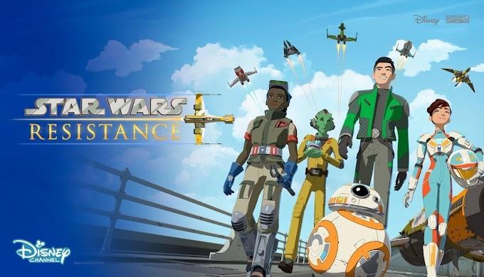 Crítica de Star Wars Resistance, una oportunidad perdida