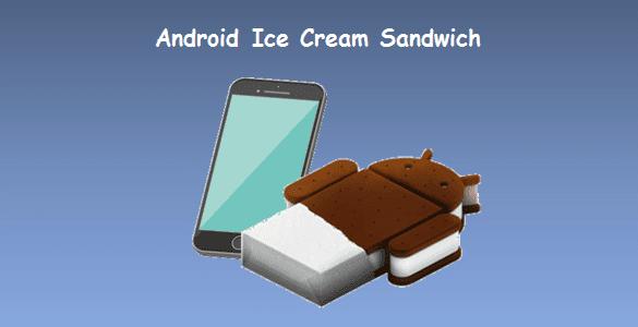 tingkatan versi android 4 dari terendah sampai tertinggi