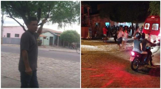 Tentativa de homicídio na zona sul da cidade de Patos, nesta sexta-feira (02)
