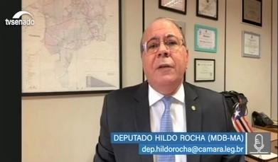 Hildo Rocha defende ações do governo Bolsonaro e pede continuação do auxílio emergencial para trabalhadores informais!!!