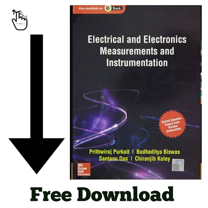 Free Download PDF Of Electrical And Electronics Measurements And Instrumentation