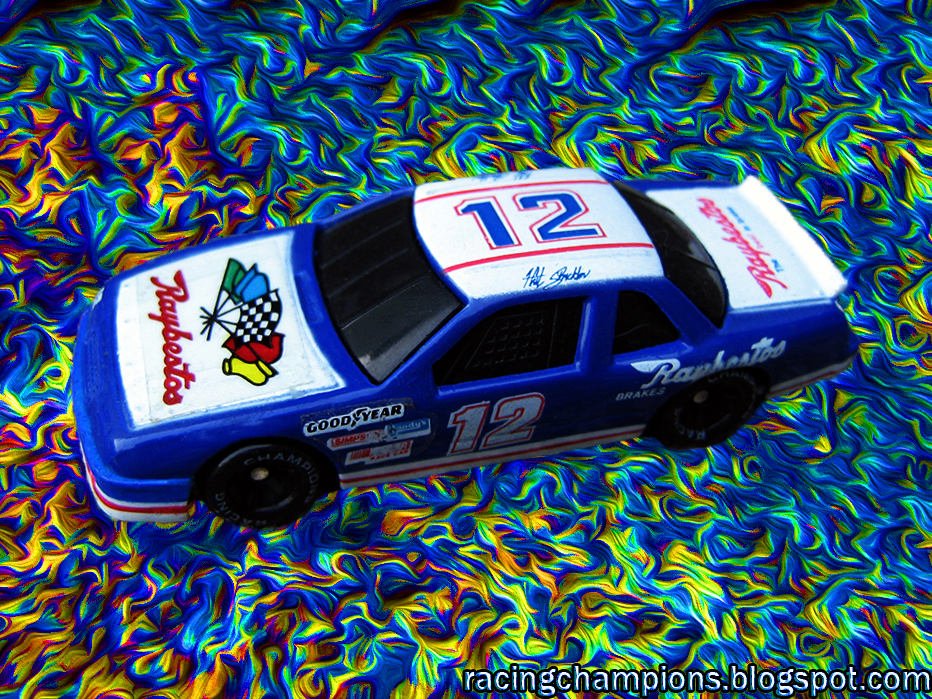 Diecast & Toy Vehicles Sincere 1991 Racing Champions 1:64 Nascar Dave Marcis Big Apple Market Chevy Lumina A Cars: Racing, Nascar
