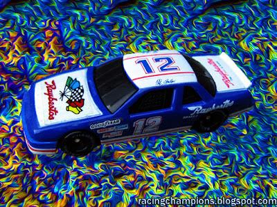 Hut Strickline #12 Raybestos Racing Champions 1/64 NASCAR diecast blog Bobby Allison Winston Cup