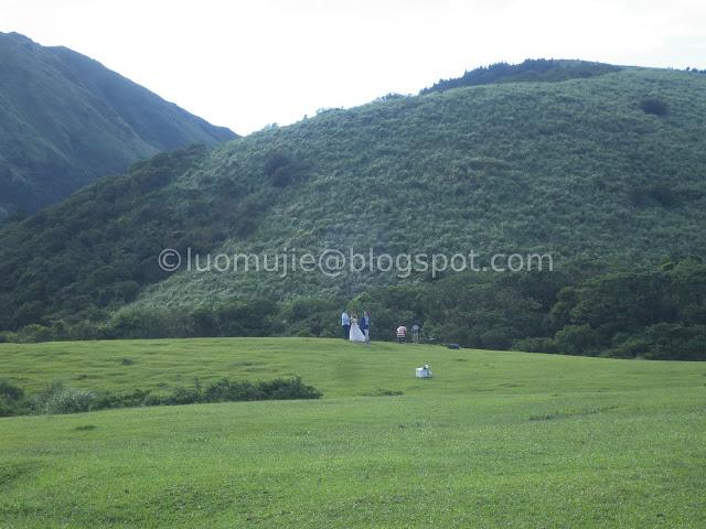 Qingtiangang Grassland